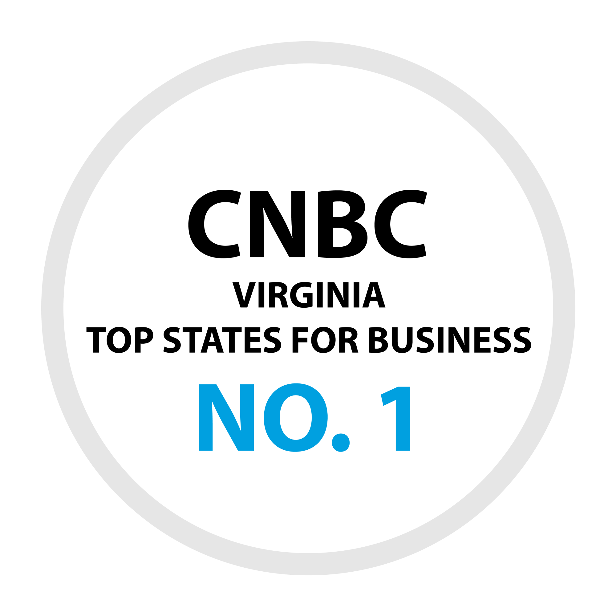 Accolades_CNBCTopStatesForBusiness